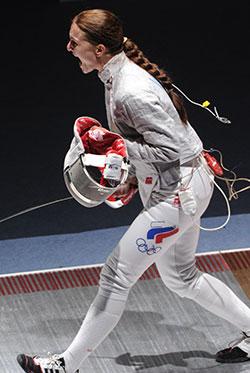 Великая сабля и еще 5 сюжетов пятого дня Олимпиады