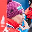 До чего докатились русские лыжницы