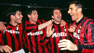 11 лучших. «Милан»