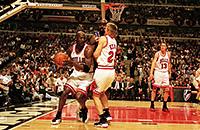 Кроссовки Майкла Джордана в шестых матчах финала НБА