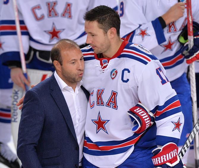 Чук и бег. Как Илья Ковальчук вернулся в КХЛ