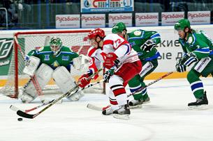 «Салават Юлаев» – «Локомотив»: цифры говорят