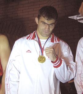 Олимпийский проспект. Бокс, до 91 кг