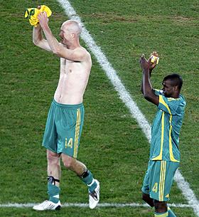 «Кто в России не играл, вообще не может считаться футболистом»
