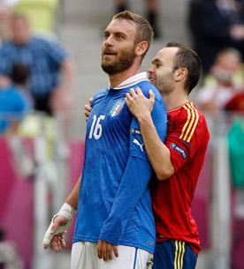 Радость воскресения. 5 мыслей о матче Испания – Италия