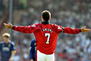 11 лучших. «Манчестер Юнайтед»