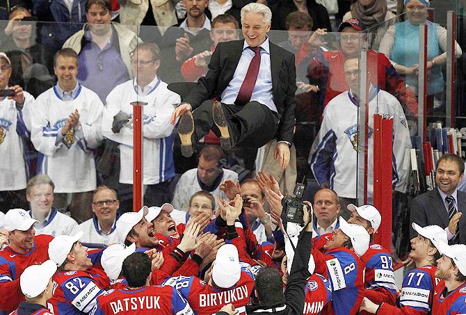 8 причин, почему эта сборная России – лучшая в истории