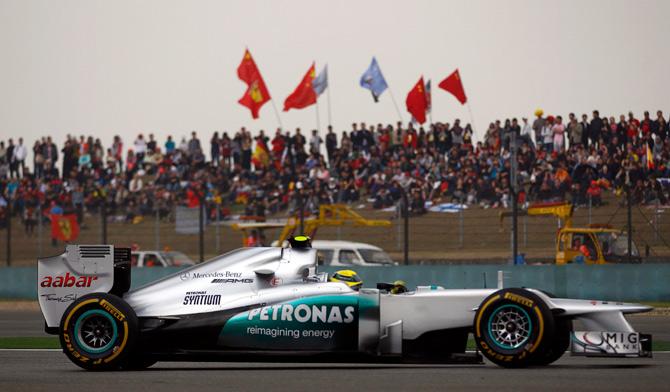 5 причин смотреть Гран-при Китая