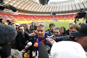 «Хиддинк во главе сборной России в цикле 2010-2012 годов – отнюдь не утопия»