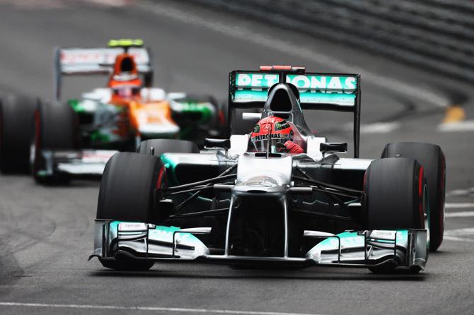 Воспоминания о будущем: технический обзор Гран-при Монако