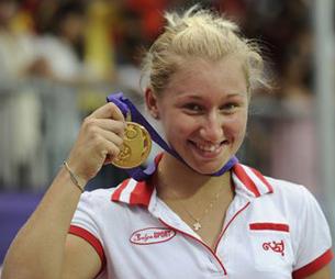 Дарья Гаврилова: «Выиграть «Большой шлем» сложнее, чем Олимпиаду»