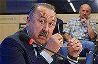 Валерий Газзаев как самый принципиальный человек российского футбола