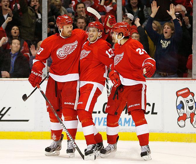 Хороша, Паша. 7 российских героев недели в НХЛ
