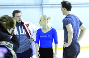 «Бланшар в «Танцах на льду» отвык от суровой работы»