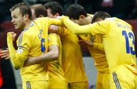 Победа Украины и другие картинки отборочных матчей