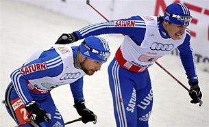 Олимпийский менеджер. Лыжные гонки