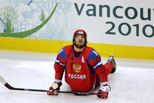 «Выступление сборной России на ОИ-2010 – это цирк со звездами»