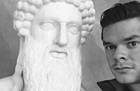 «Усы – это только начало». Как Эрмитаж вдохновил Раонича