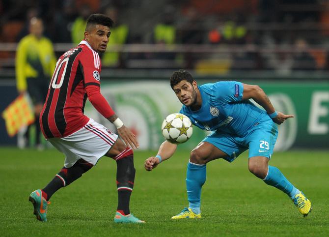Разоблачение супермена. Как «Зенит» боролся с «Миланом» и кризисом