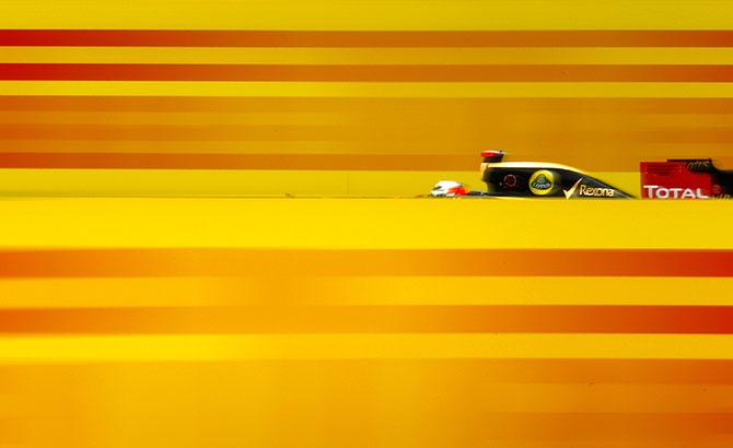 5 лучших обгонов первой половины сезона «Формулы-1»