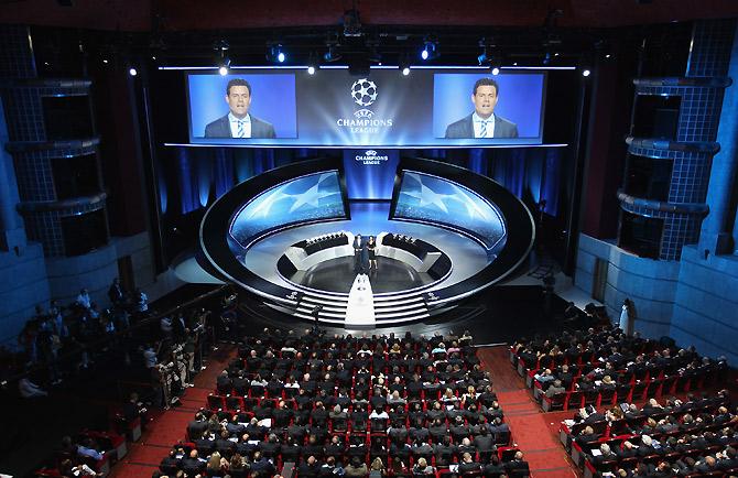 «Зенит» сыграет с «Миланом», «Андерлехтом» и «Малагой», «Спартак» – с «Барселоной», «Бенфикой» и «Селтиком»
