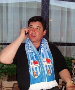 Лев Иванов: «На тренировках сына Каддафи охраняли несколько автоматчиков»