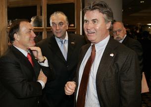 «Адвокат выведет Россию на Евро благодаря Хиддинку»