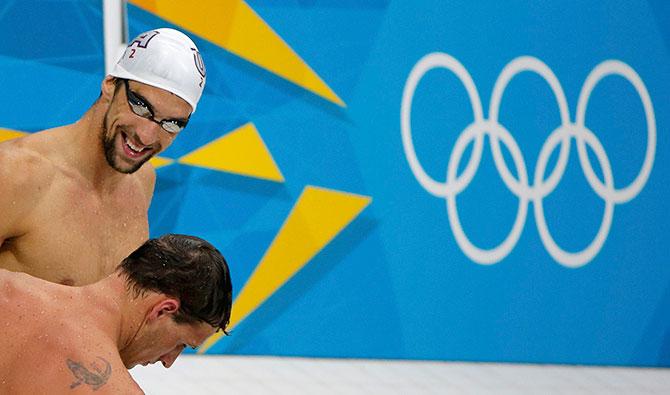Фелпс против Лохте и еще 4 сюжета первого дня Олимпиады