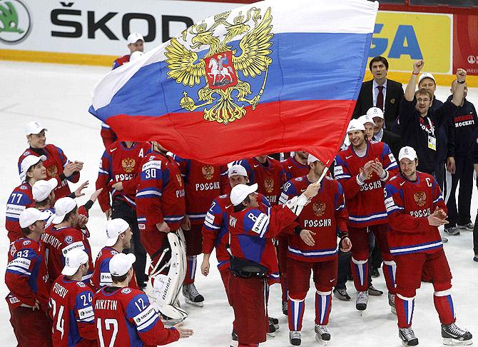 Финал. Россия – Словакия. Оценки чемпионов мира