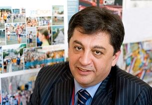 Григорий Твалтвадзе: «В моей фамилии – две аббревиатуры ТВ»
