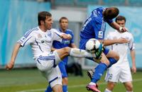 Сухой остаток. Матч «Динамо» – «Волга» в картинках