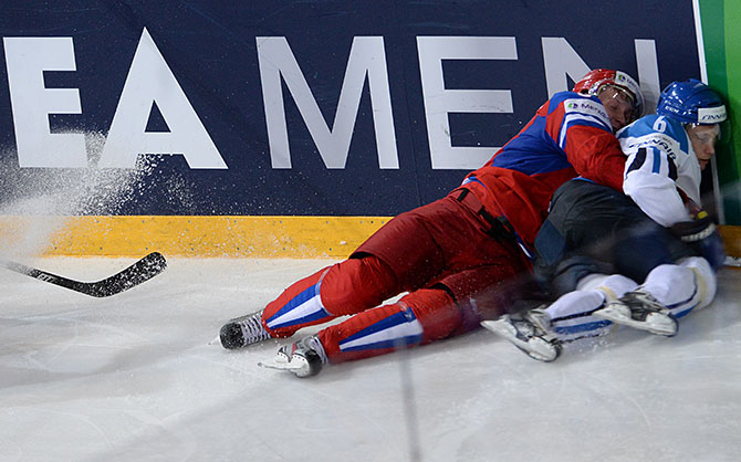 Финн – директор. Как Россия проиграла второй матч на чемпионате мира