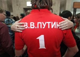 Владимир Путин о футболе. 20 заявлений премьер-министра России