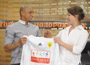 «Благотворительность «Анжи» сделает наших болельщиков добрее»