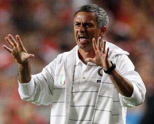 Жозе Моуринью: «Ставлю на «Ливерпуль»