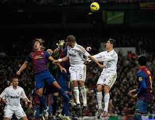 Тренды-2011. «Реал» – «Барселона» как главный матч современности