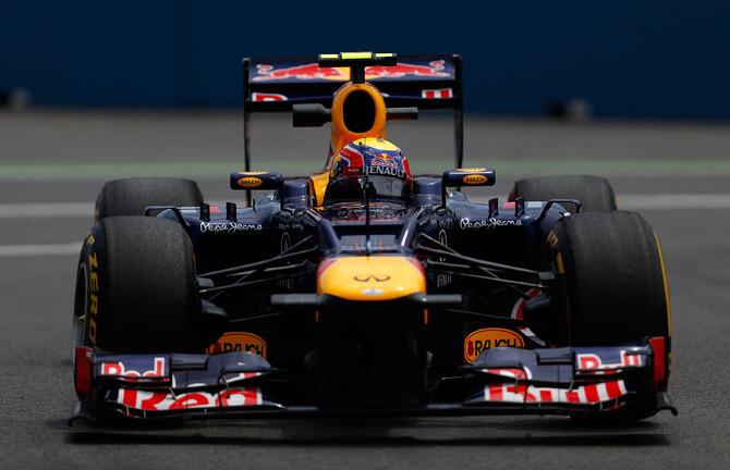 Противостояние «Лотуса» и «Ред Булл» – главная интрига Гран-при Европы