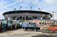 Как стадионы ЧМ-2018 выглядят прямо сейчас