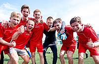 Суперфинал Международного Чемпионата KFC по мини-футболу