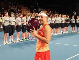 5 немецких теннисисток, которые наступают