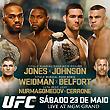 Три причины с нетерпением ждать турнир UFC 187