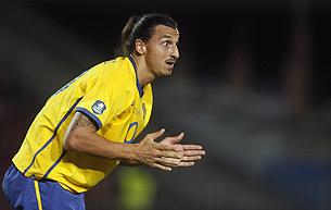 Евро-2012. Сборная Швеции