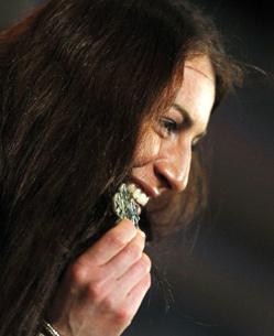 Юстина Ковальчик: «Разрешите принимать лекарства от астмы всем подряд!»