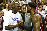Какое место ЛеБрон Джеймс занимает в вашем списке 10 лучших игроков НБА?