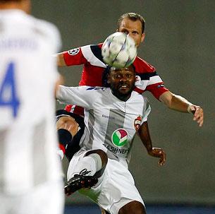 «ЦСКА и «Зенит» показывают футбол на порядок слабее европейских клубов»