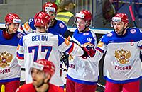 Победа за счет индивидуальной игры и 7 других итогов матча с белорусами