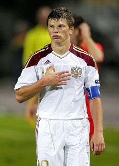 «Аршавин был и остается футбольным гением»