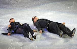 «На Олимпиаде у Домниной и Шабалина могут быть проблемы»