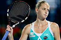 Несправедливость года. Каролина Плишкова вошла в теннисную суперэлиту