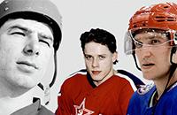 Кто вы из русских хоккейных звезд? Тест Sports.ru